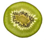 Sliced Kiwifruit Royalty Free Stock Images