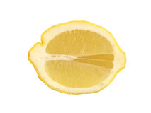 Sliced Lemon Royalty Free Stock Photography