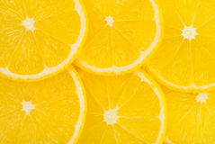 Sliced lemon Royalty Free Stock Image