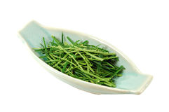 Sliced Lemongrass Stock Photo