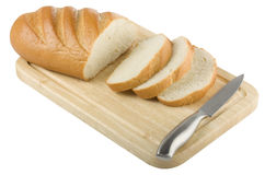 Sliced loaf Royalty Free Stock Photos
