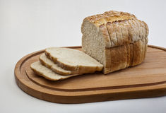 Sliced loaf Royalty Free Stock Image