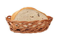 Sliced loaf of bread Stock Photos