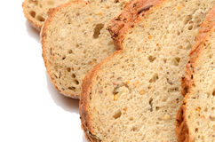 Sliced loaf of bread Stock Photography