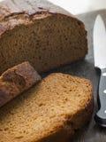 Sliced Loaf of Parkin Stock Images