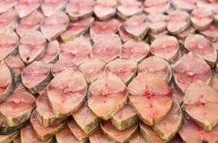 Sliced Fish Stock Image
