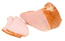 Sliced meat Stock Photos