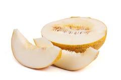 Sliced melon Royalty Free Stock Image