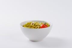 Sliced olives Royalty Free Stock Photo
