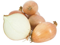 Sliced onion Royalty Free Stock Photo