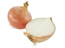 Sliced onion Royalty Free Stock Images