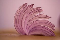 Sliced Onion Royalty Free Stock Photos