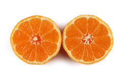 Sliced orange Royalty Free Stock Photography