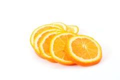 Sliced oranges Royalty Free Stock Image
