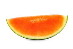 Sliced Piece of fresh Watermelon Stock Photos