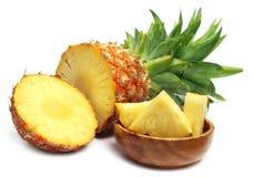 Free Sliced Pineapple Stock Photo - 36219780