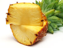 Free Sliced Pineapple Stock Photo - 39049430