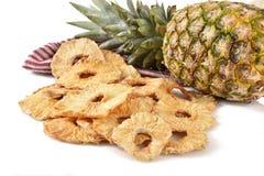 Sliced pineapple Royalty Free Stock Photo