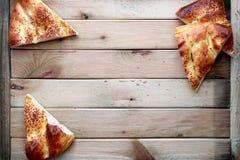 Sliced Pita Bread Stock Photos