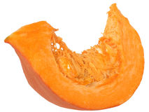 Sliced pumpkin Royalty Free Stock Photos