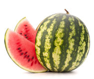 Sliced ripe watermelon Stock Image