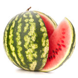 Sliced ripe watermelon Stock Photography