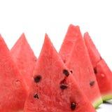 Sliced ripe watermelon Stock Image
