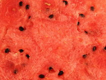 Sliced ripe watermelon  Stock Images