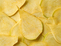 Sliced rutabaga background Royalty Free Stock Images