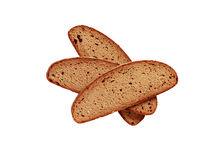 Sliced Rye Bread Royalty Free Stock Photography