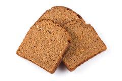 Sliced of rye bread Royalty Free Stock Photo