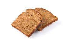 Sliced of rye bread Royalty Free Stock Photos