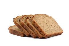 Sliced rye bread Stock Image