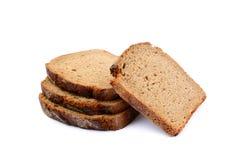 Sliced rye bread Royalty Free Stock Photo