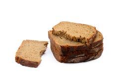 Sliced rye bread Stock Photography