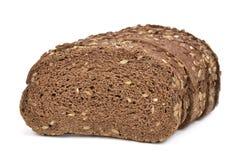 Sliced rye bread Stock Images