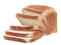 Free Sliced Sandwich Bread Isolated Royalty Free Stock Photos - 31047518