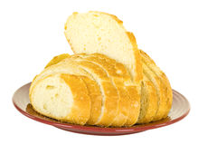 Sliced Sourdough Bread Royalty Free Stock Images