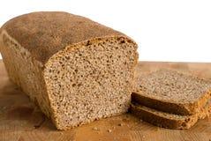 Sliced tin bread Royalty Free Stock Image