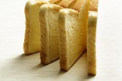 Sliced toast bread Stock Image
