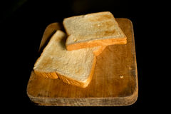 Sliced toast Royalty Free Stock Images