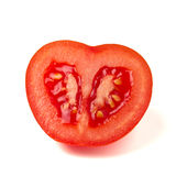Sliced tomato Royalty Free Stock Images
