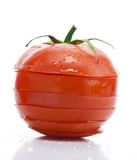 A Sliced Tomato Stock Photography
