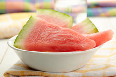 Sliced Watermelon Royalty Free Stock Images
