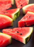 Sliced watermelon background Royalty Free Stock Photography