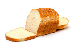 Sliced Wheat Bread Royalty Free Stock Photo