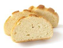 Sliced white bread Royalty Free Stock Photos