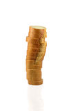 Sliced white bread Royalty Free Stock Image