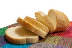 Sliced white bread Stock Photo