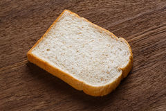 Sliced whole wheat bread Stock Image